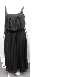 Robbie Bee Full Maxi Dress Twirl Size 14 W